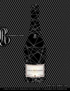visuel Roederer champagne