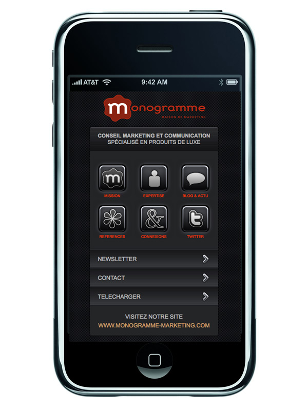 sitemobile-Monogrammemarketing