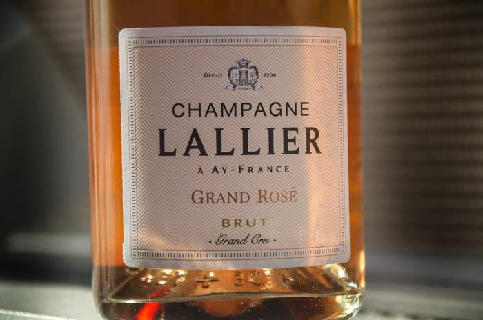 Champagne Lallier – Monogramme Maison de Marketing