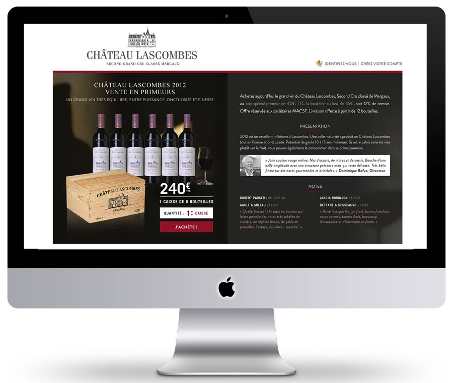 marketing chateau margaux Chateau margaux, luxury brand or connoisseur brand although france is awash with unsold wine, demand has never been stronger for the very finest bordeaux how should.