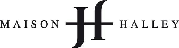 Logo Maison Halley création : Monogramme
