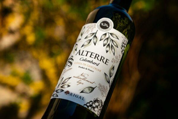 Création Packaging vin faible degré